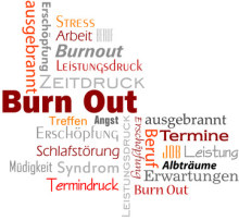 Stress vorsorgen! Burn Out Notbremse